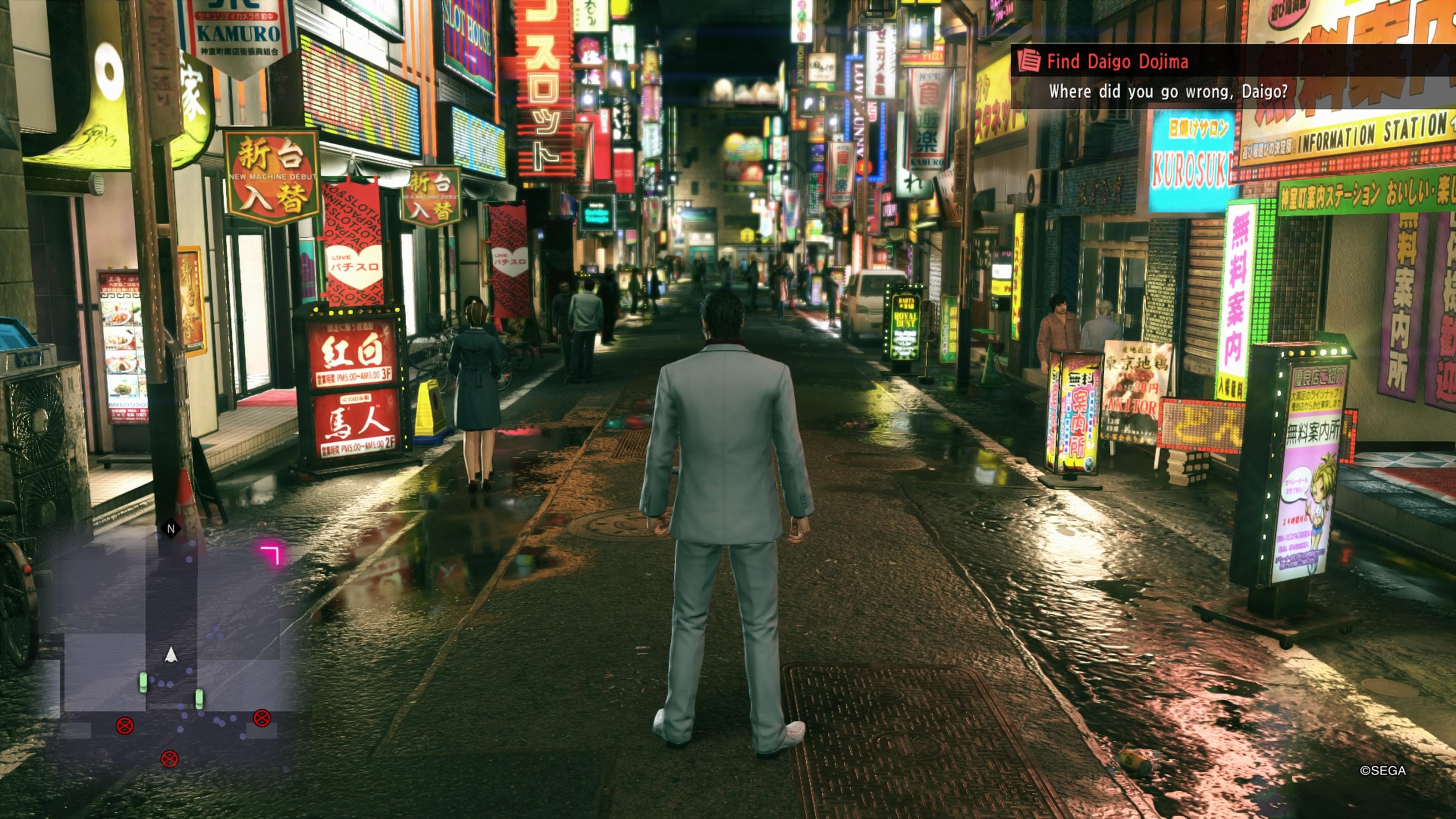 Yakuza Kiwami 2 entrelaça o melhor do passado com a robustez do presente