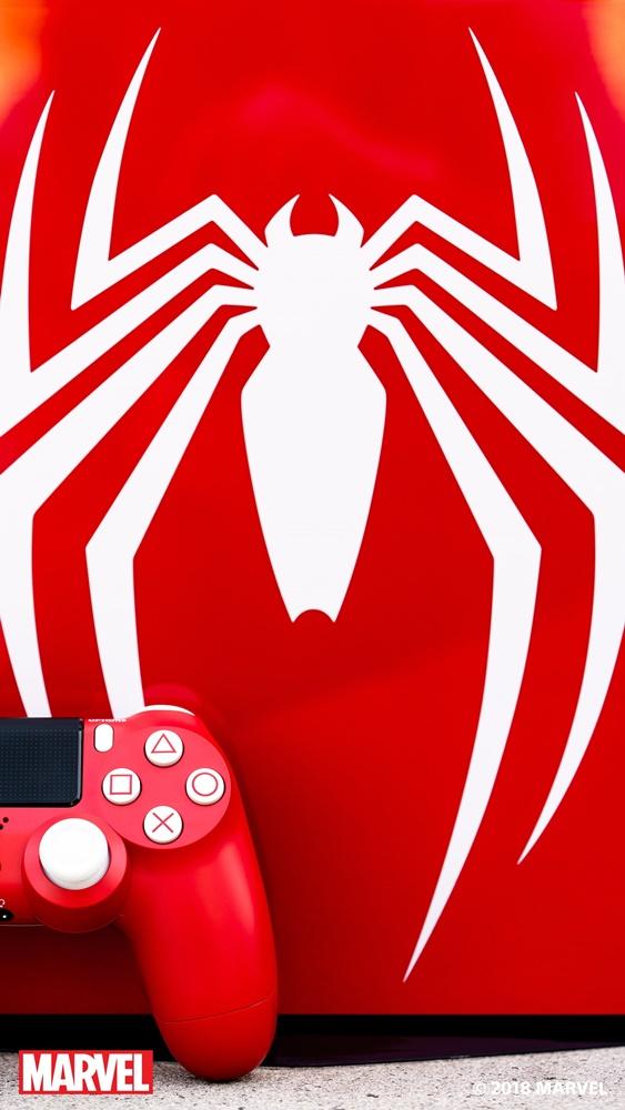 Vem curtir essas fotos da edição especial do Spider-Man do PS4 Pro