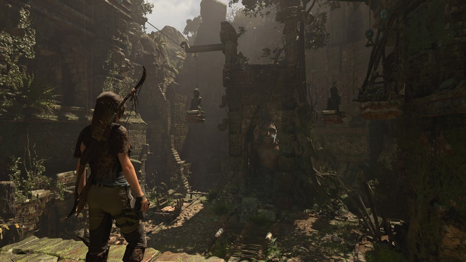 Shadow of the Tomb Raider faz o impossível e agiganta a Lara sanguinária