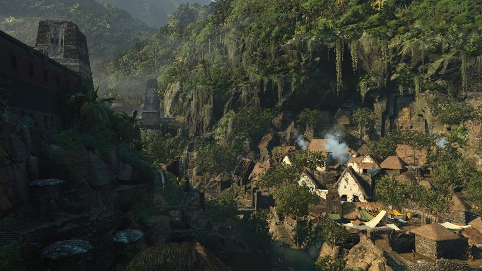 Shadow of the Tomb Raider faz o impossível e agiganta a Lara sanguinária