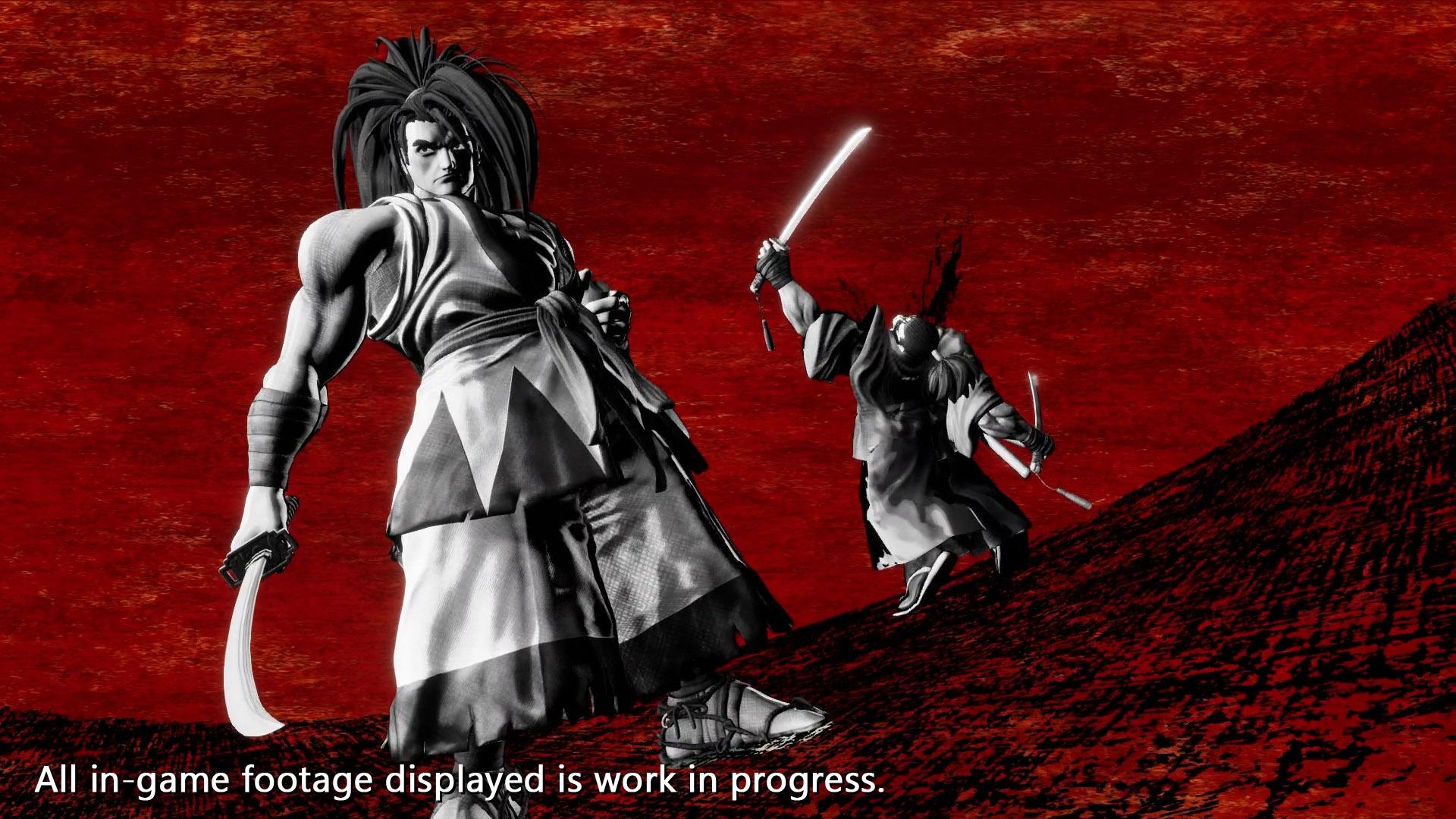 Samurai Spirits/Samurai Shodown