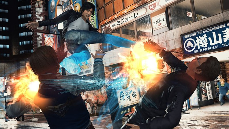 Judge Eyes: Shinigami no Yuigon é o novo game do estúdio de Yakuza