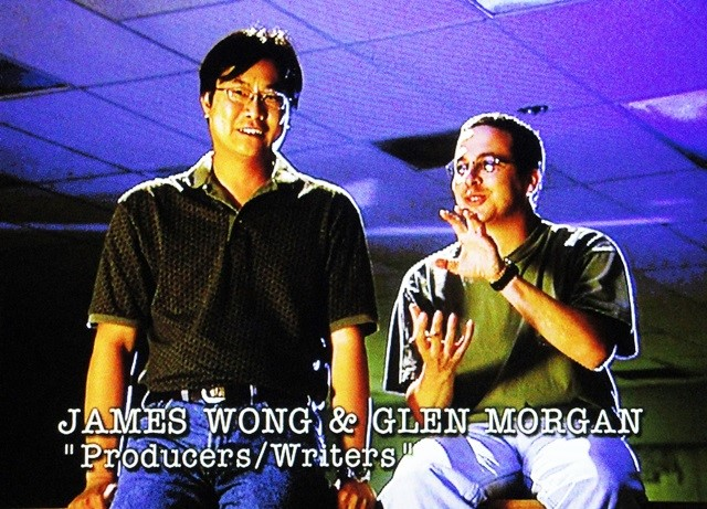james wong e glen morgan