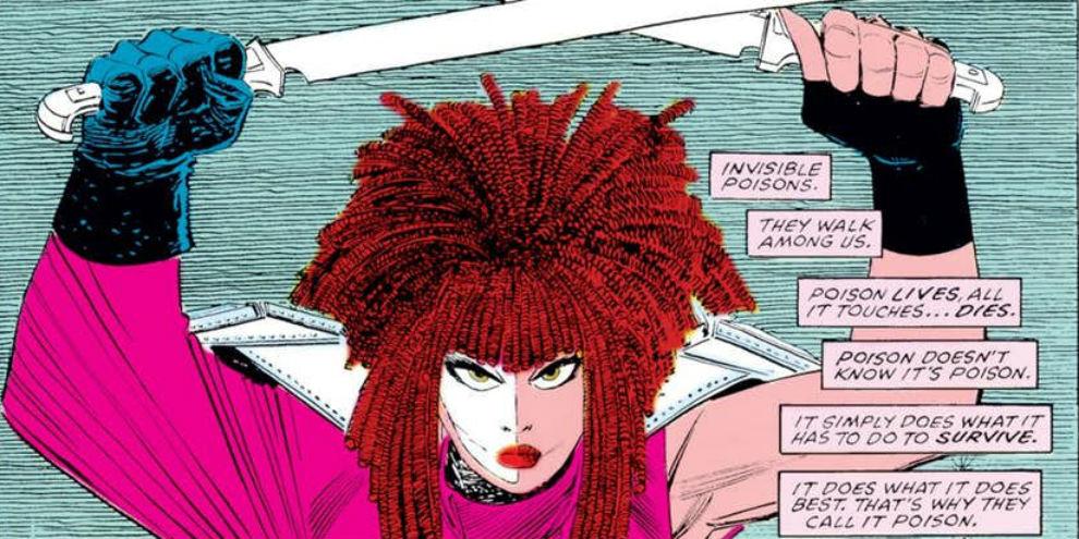 Punho de Ferro: conheça a vilã Mary Walker dos quadrinhos
