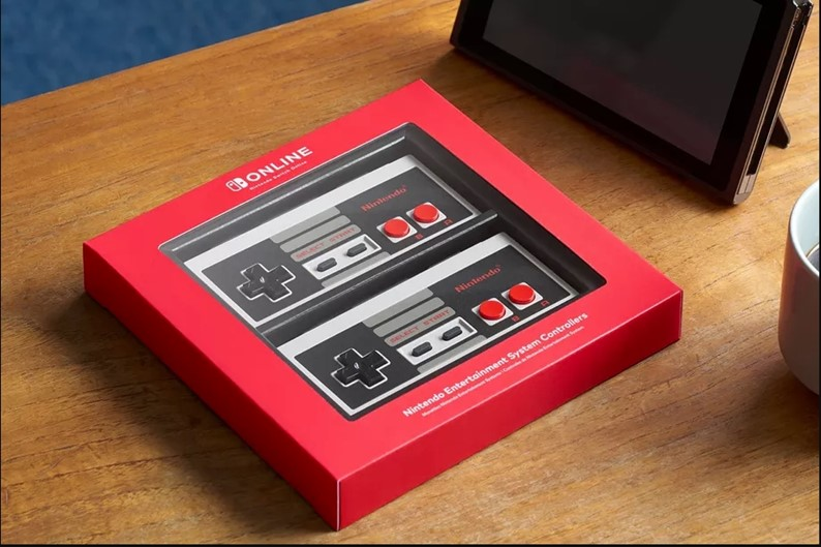 Controle de NES só pode ser comprado se você assinar o serviço online