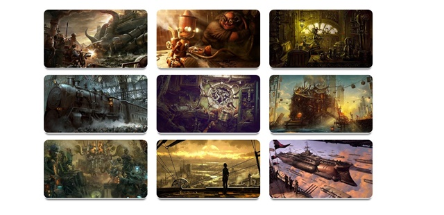 Steampunk Theme - Imagem 1 do software