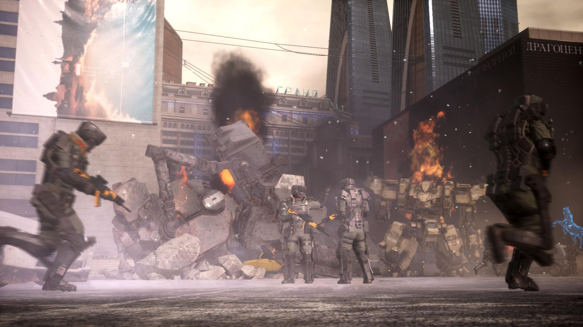 Square Enix divulga imagens e informações de personagens de Left Alive