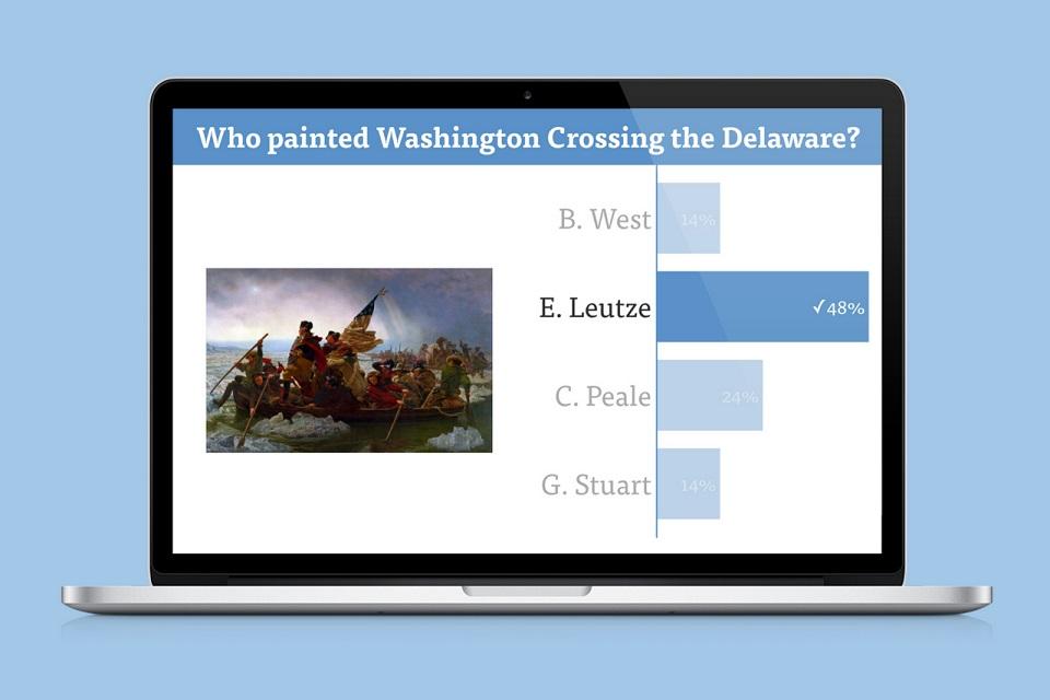 Poll Everywhere - Imagem 1 do software