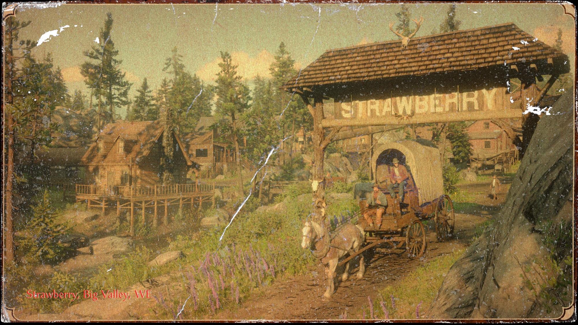 Red Dead Redemption 2 ganha novas imagens e informações sobre A Fronteira
