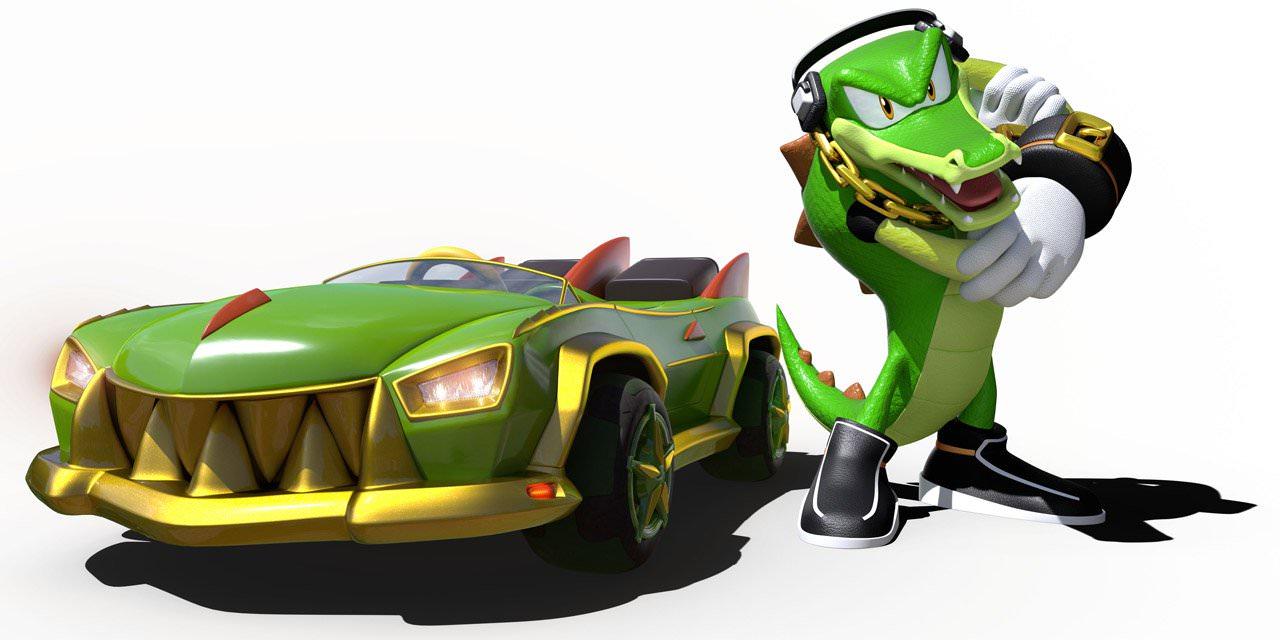 Revelada a história e desafios de Team Sonic Racing
