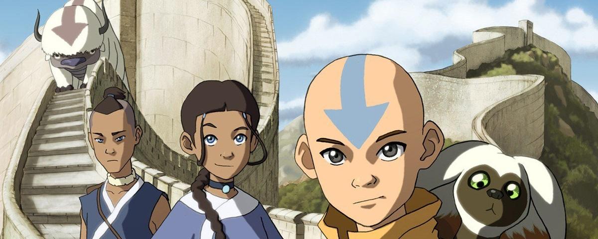 Netflix Anuncia Serie Live Action De Avatar A Lenda De Aang