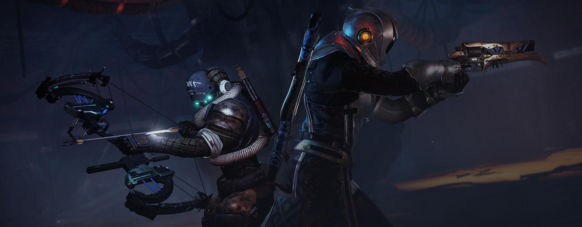 Destiny 2 Renegados