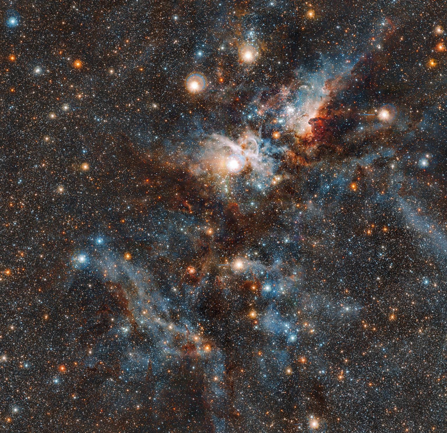 nebulosa catarina