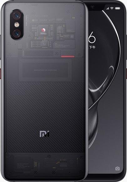 Xiaomi Mi 8 Pro (Explorer)