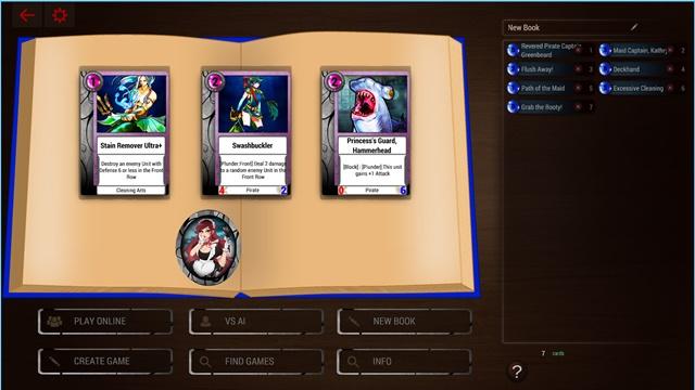 Card Battle Spirit Link - Imagem 1 do software