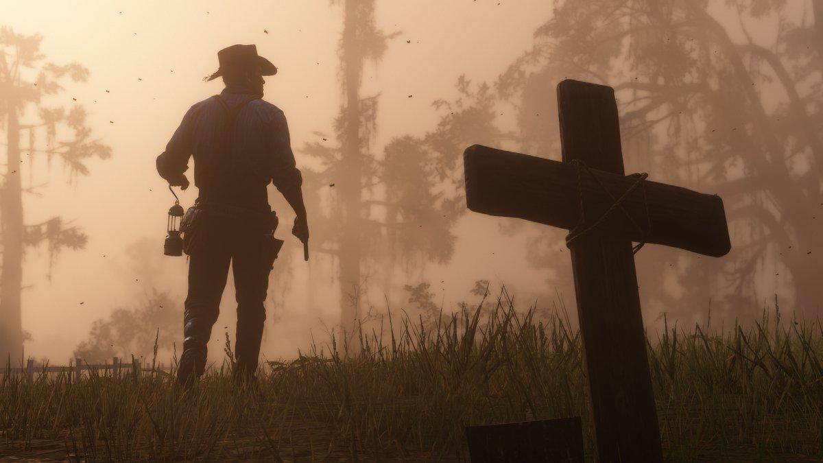Red Dead Redemption 2: campanha em primeira pessoa e mais detalhes do game!