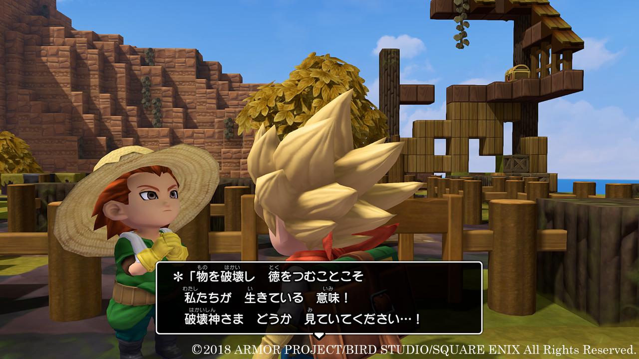 Dragon Quest Builders 2 ganha imagens com monstros, personagens e mais