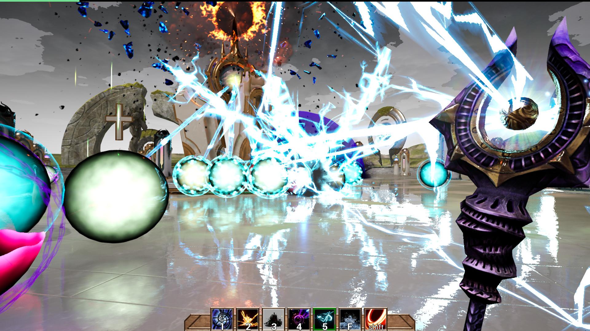 The Ball Encounter - Imagem 1 do software