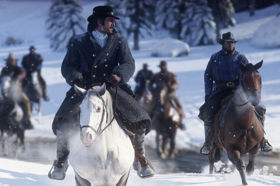 Red Dead Redemption 2: Sony divulga conteúdo que chega 30