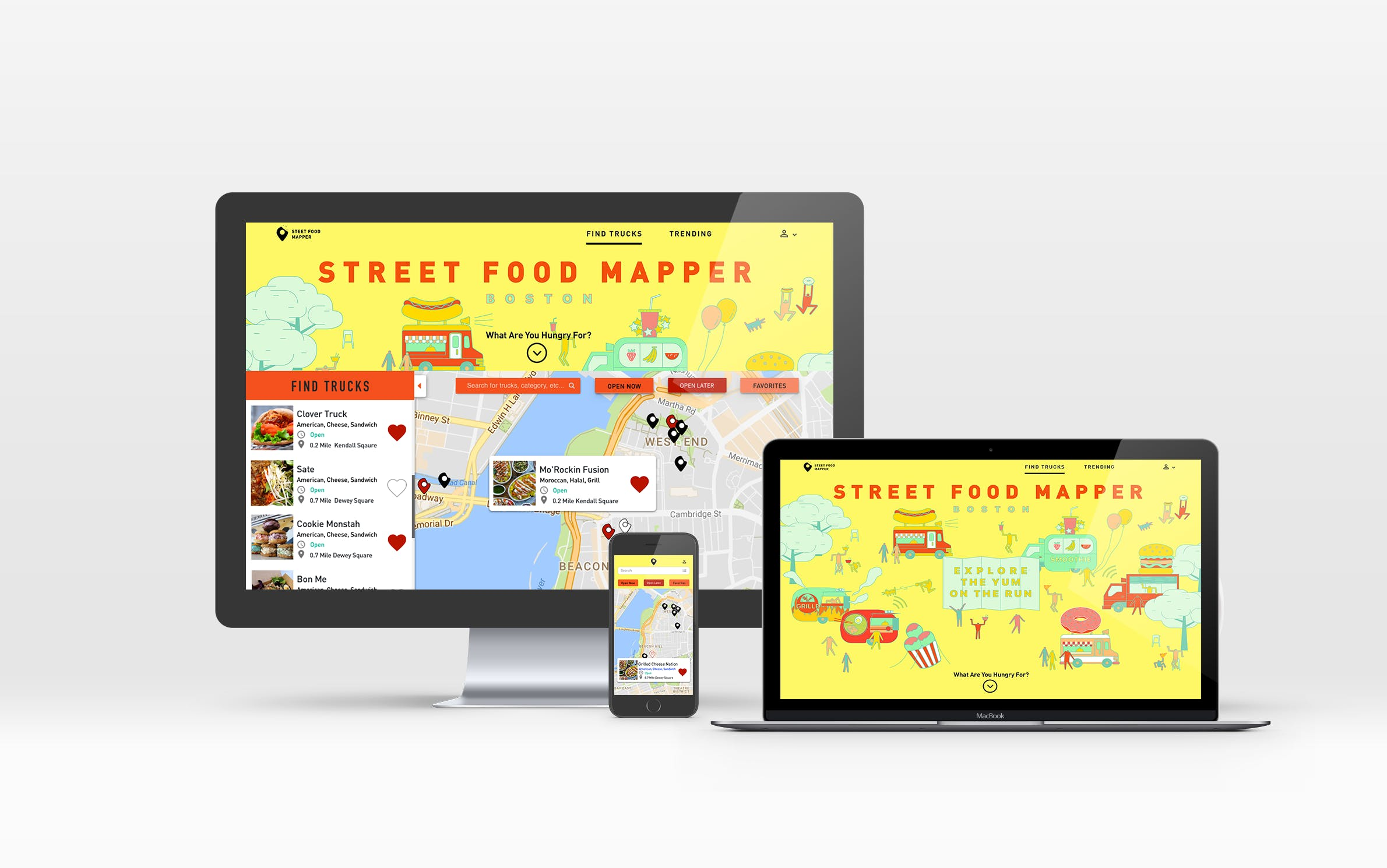 Street Food Mapper - Imagem 1 do software