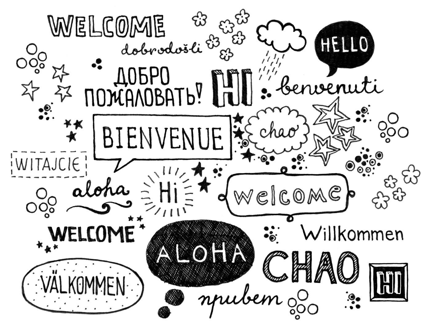 Palavras estrangeiras