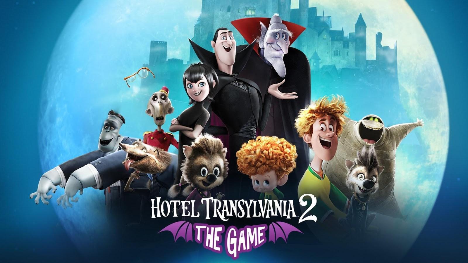 Hotel Transylvania 2 Download To Android Gratis