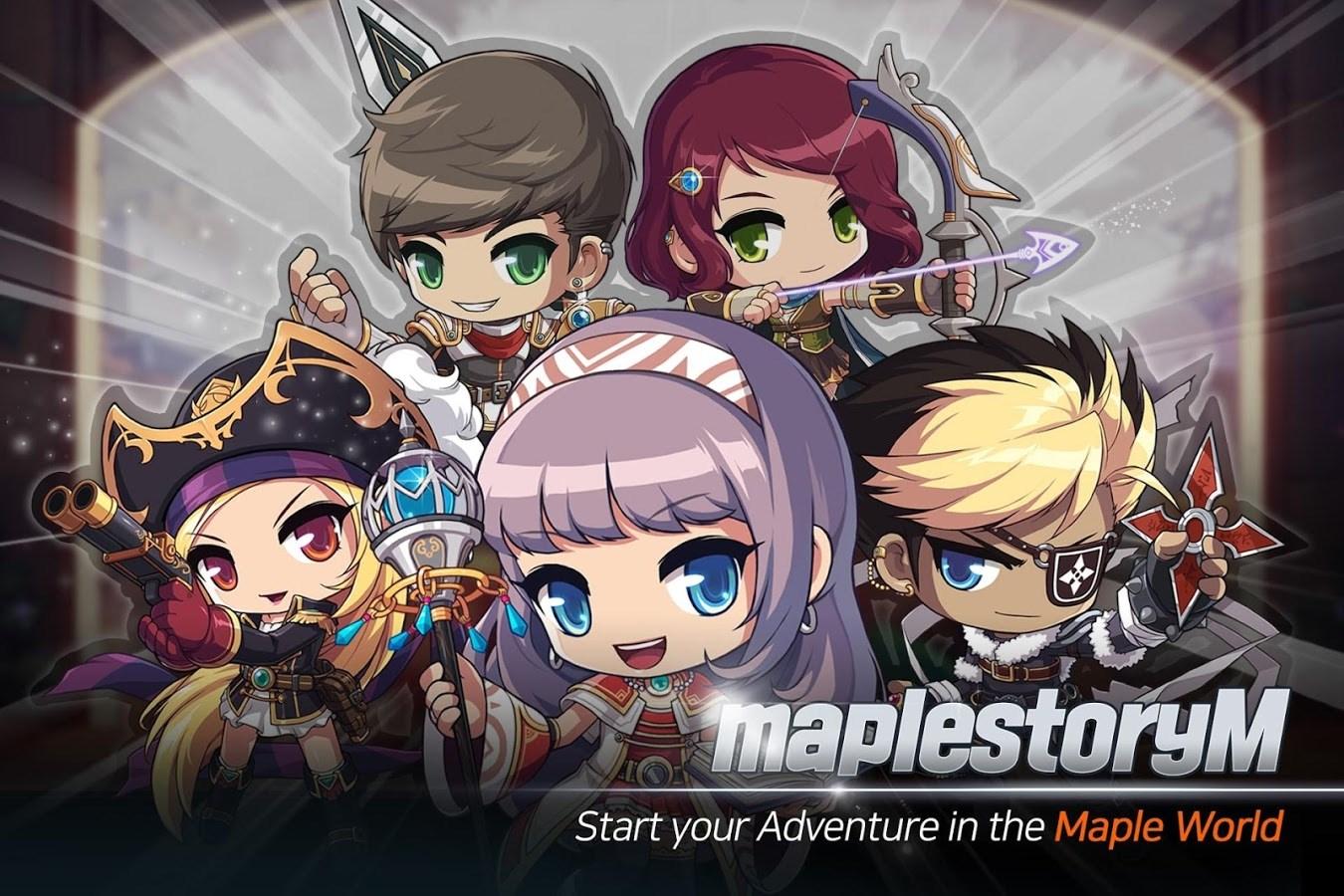 Maplestory M Download Para Android Gratis