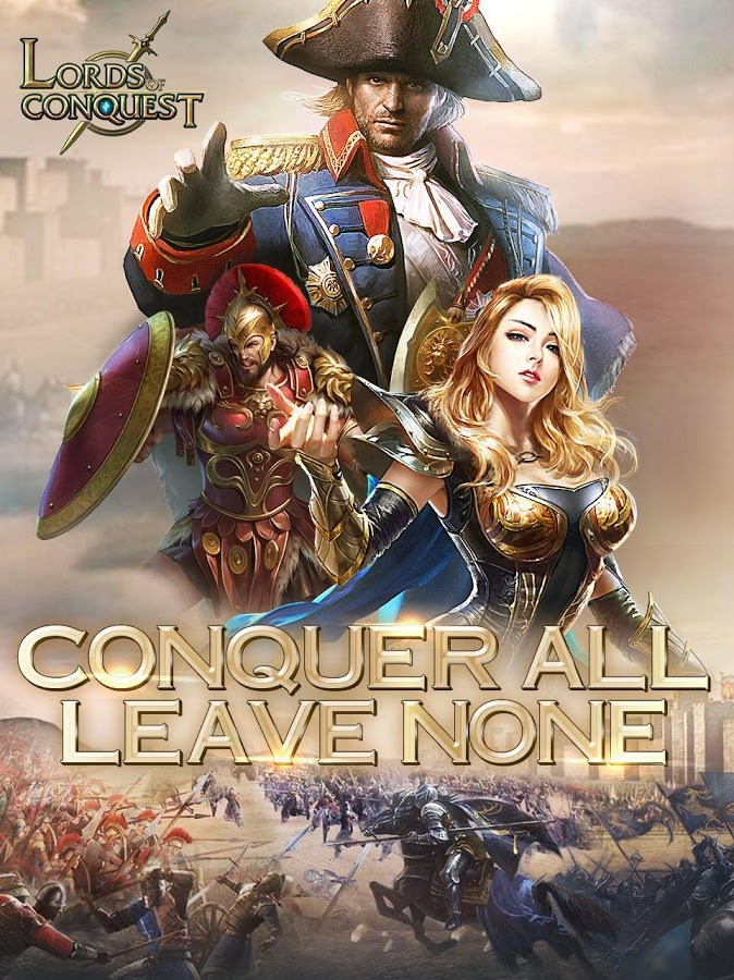 Lords of Conquest - Imagem 1 do software