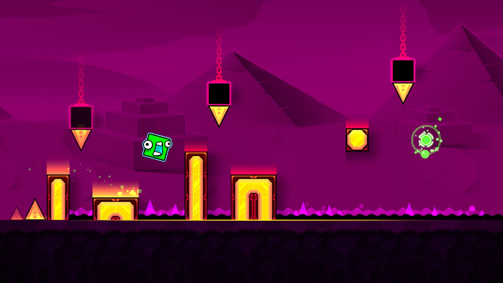 Geometry Dash SubZero - Imagem 1 do software