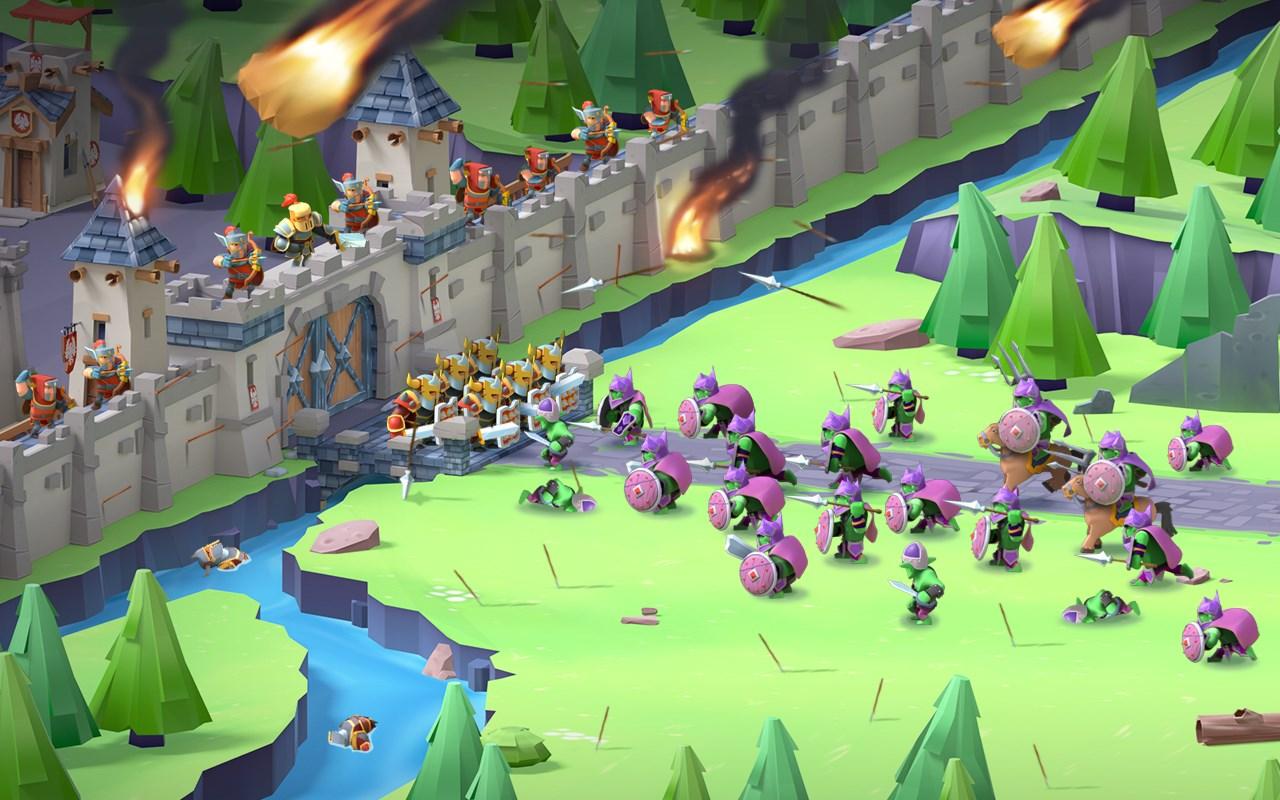 Game of Warriors - Imagem 1 do software