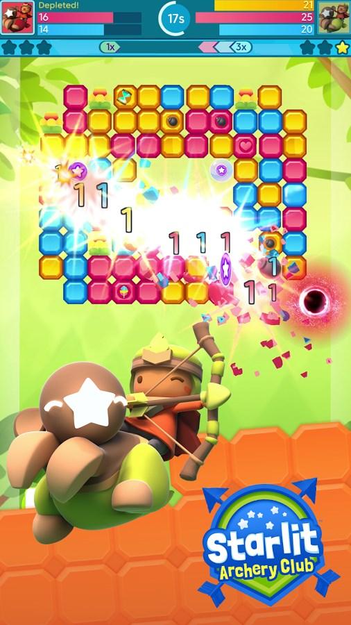 Starlit Archery Club - Imagem 1 do software