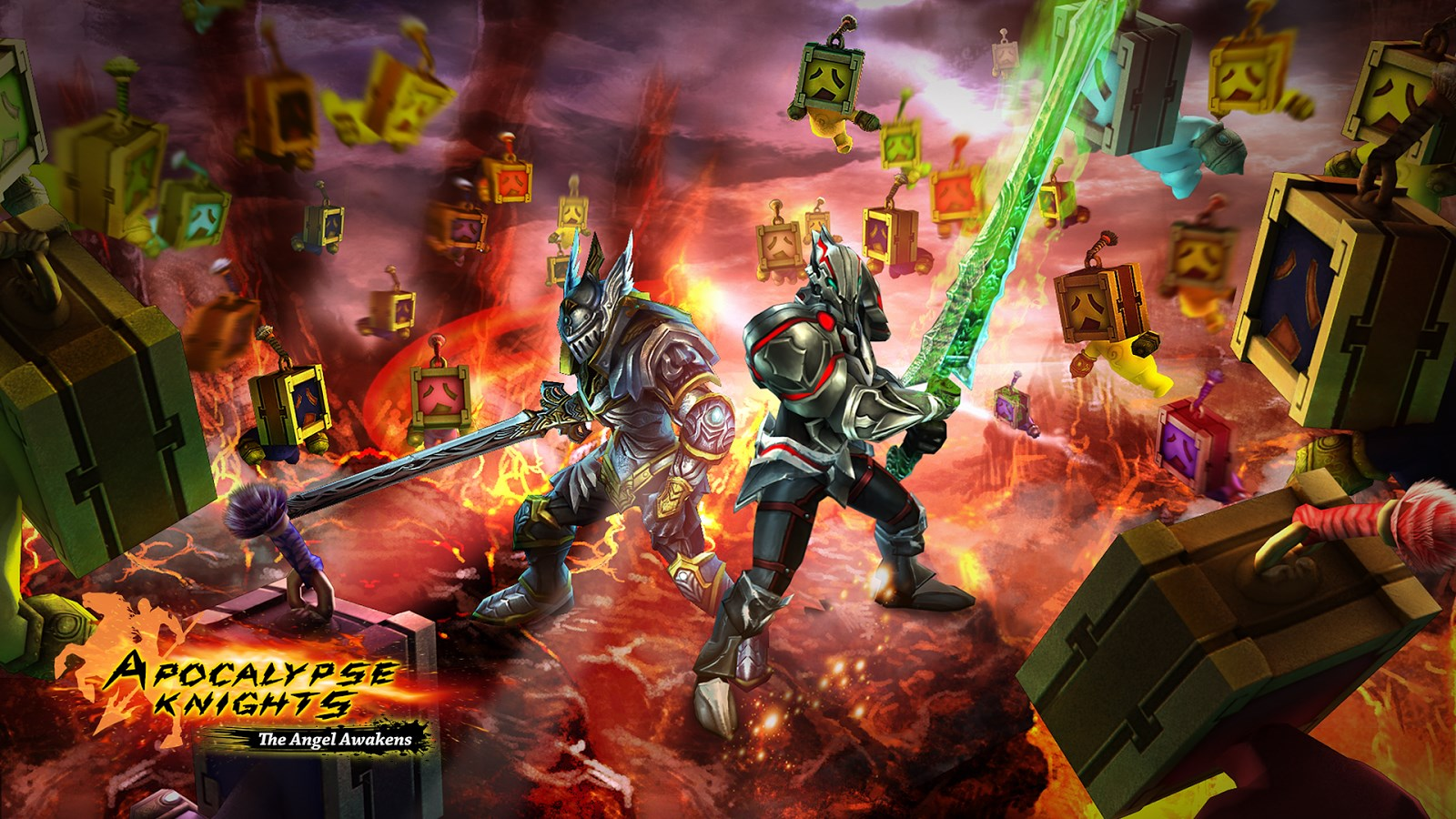 Apocalypse Knights 2.0 - Imagem 1 do software