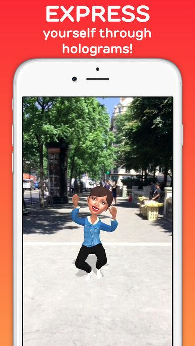 Gabsee - Your 3D avatar for fun videos - Imagem 1 do software