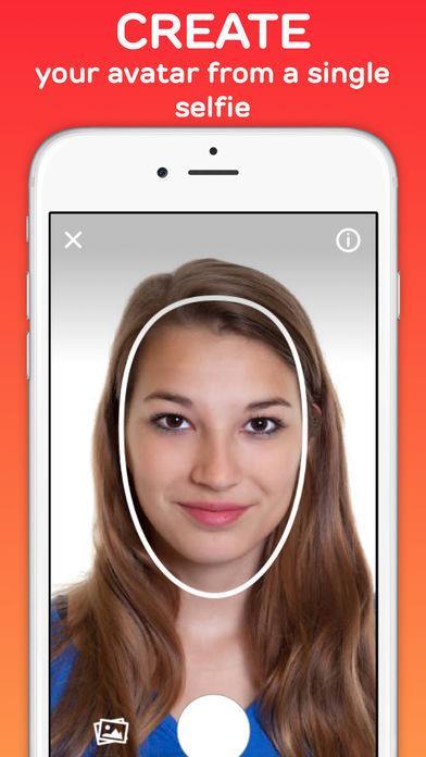 Gabsee - Your 3D avatar for fun videos - Imagem 2 do software