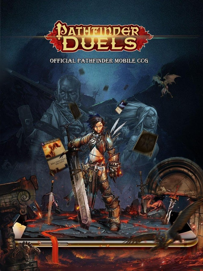 Pathfinder Duels - Imagem 1 do software