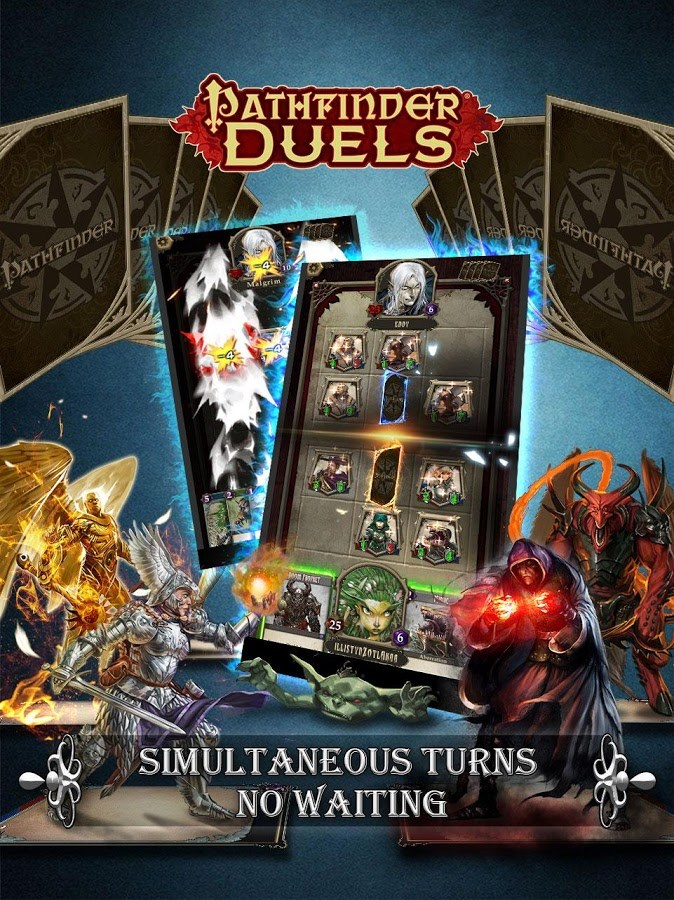 Pathfinder Duels - Imagem 2 do software