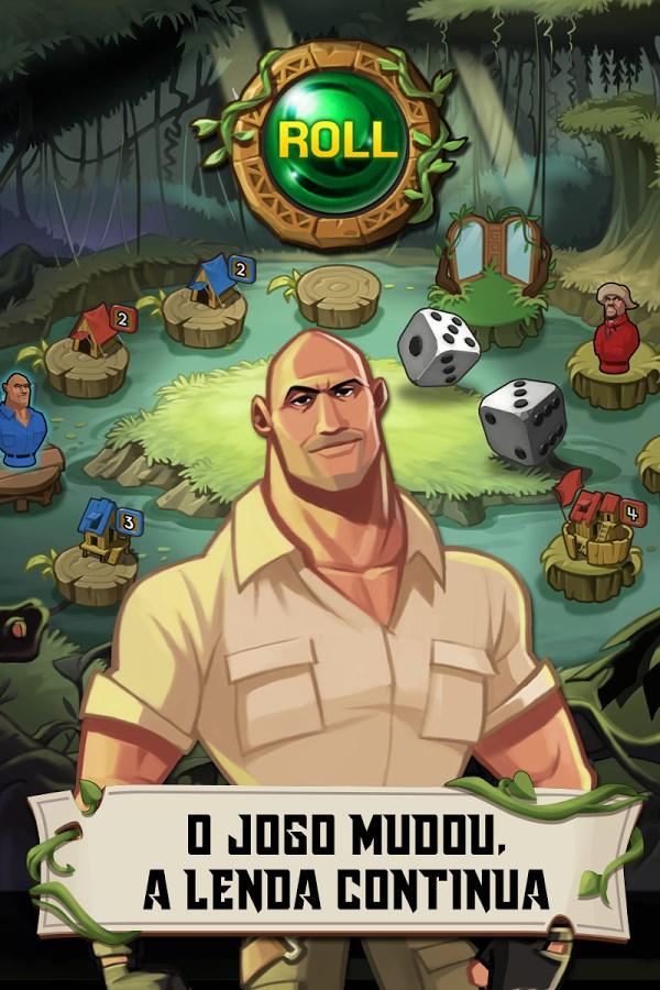 JUMANJI: THE MOBILE GAME - Imagem 1 do software
