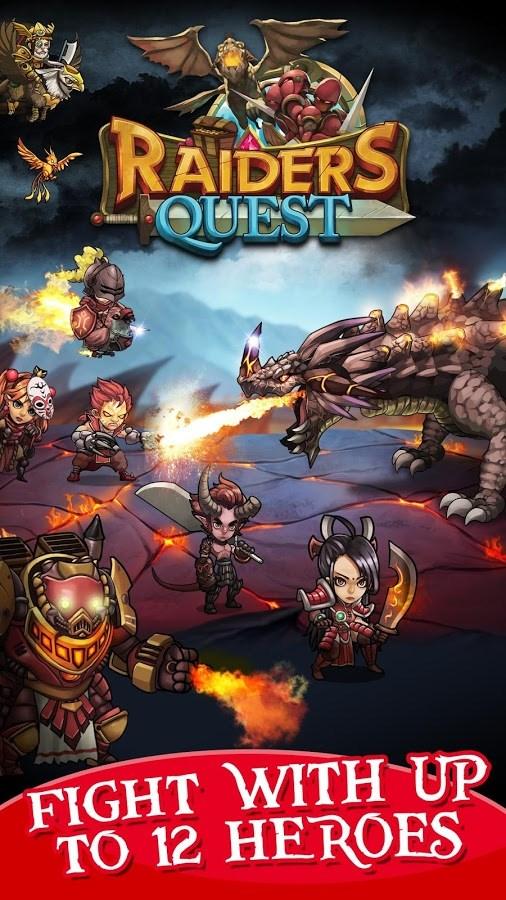 Raiders Quest RPG - Imagem 1 do software