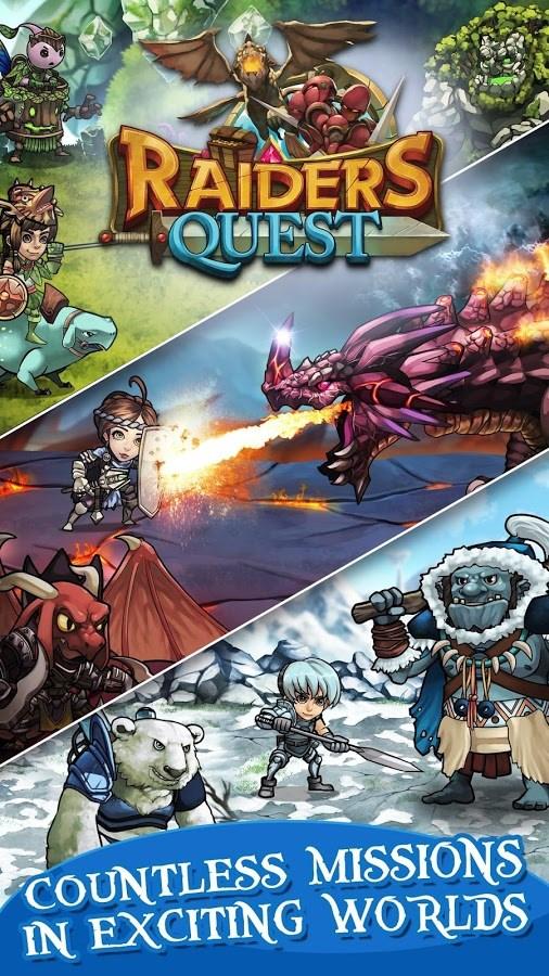 Raiders Quest RPG - Imagem 2 do software
