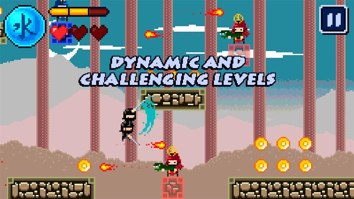 Shake Ninja - Imagem 1 do software