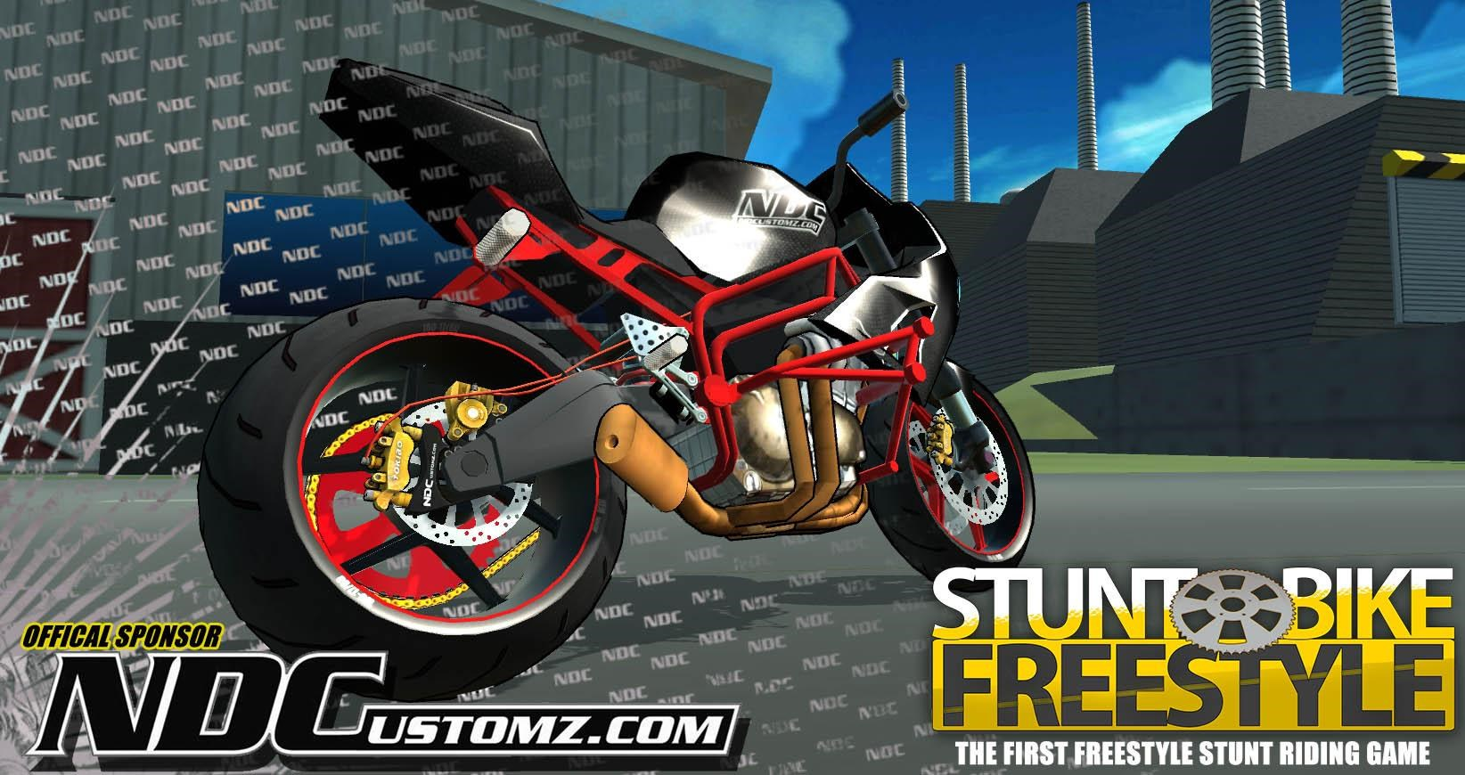 Stunt Bike Freestyle - Imagem 1 do software
