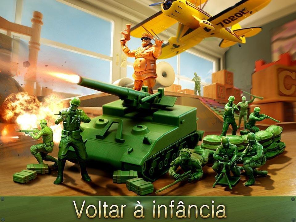 Army Men Strike - Imagem 1 do software