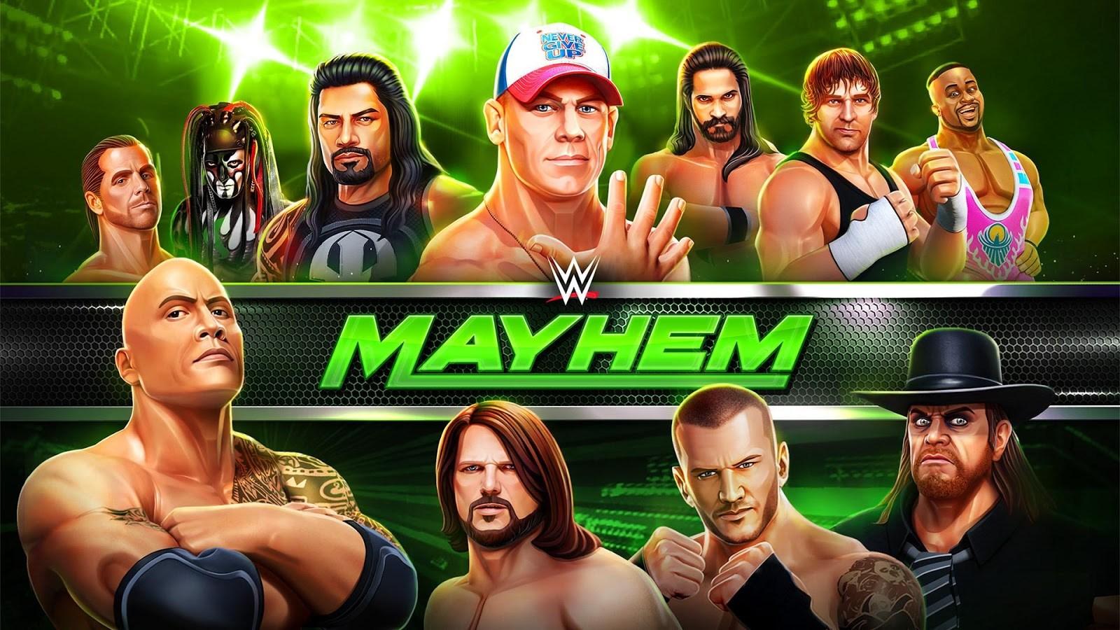 WWE Mayhem - Imagem 1 do software