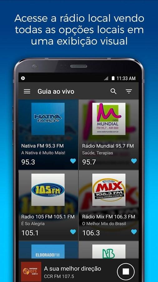 NextRadio - Imagem 1 do software