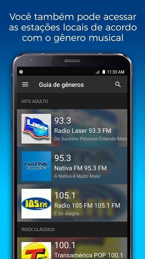NextRadio - Imagem 2 do software