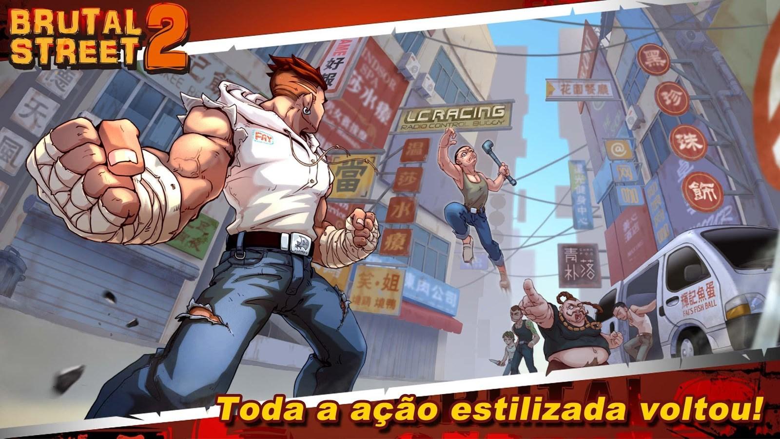 Brutal Street 2 - Imagem 1 do software