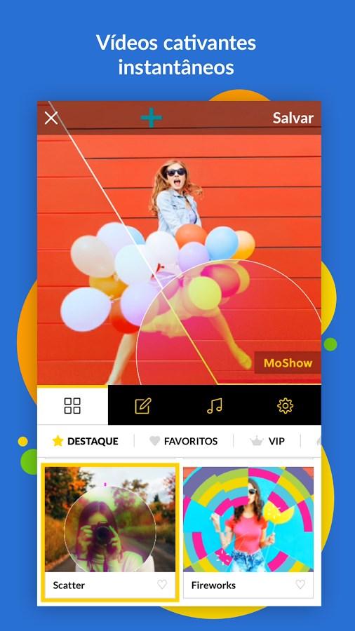 MoShow - Imagem 1 do software