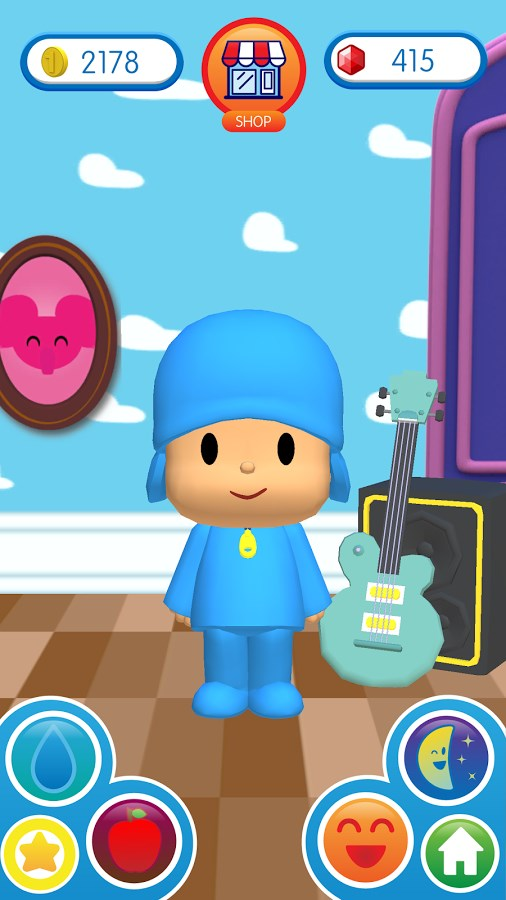 Talking Pocoyo 2 - Imagem 2 do software