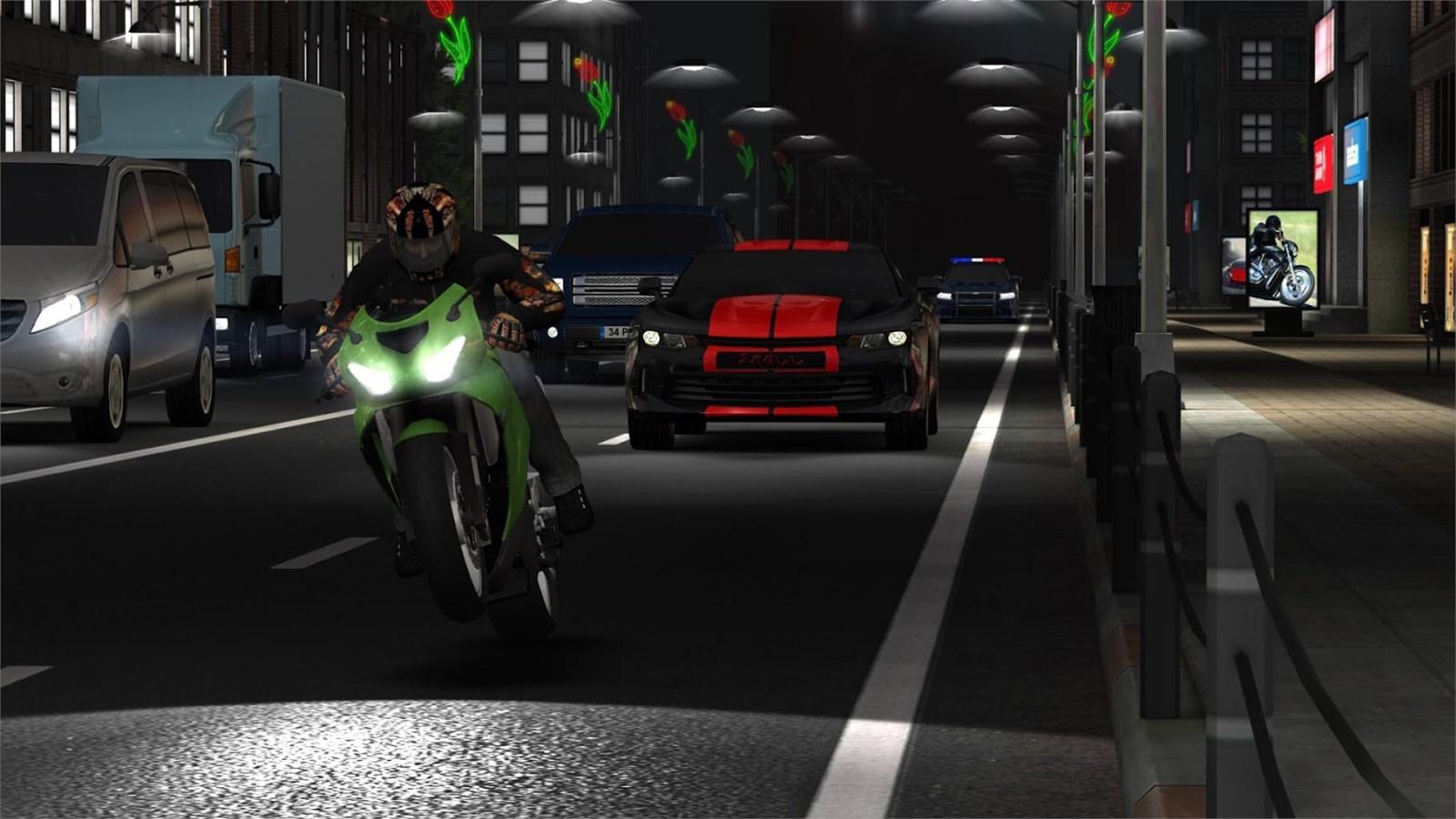 Racing Fever: Moto - Imagem 1 do software