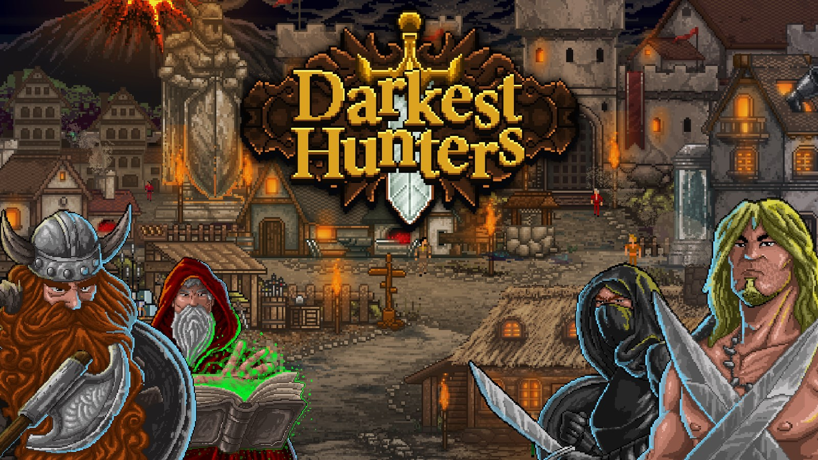 Darkest Hunters - Imagem 1 do software